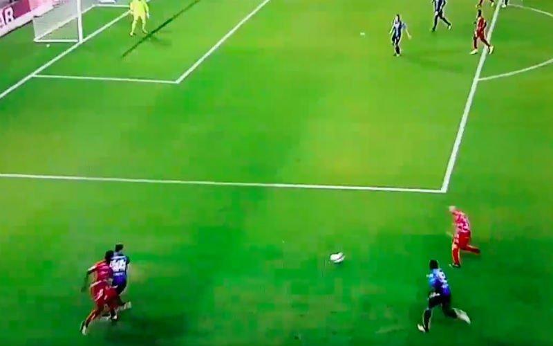 Zulte Waregem scoort heerlijk doelpunt tegen Club (Video)
