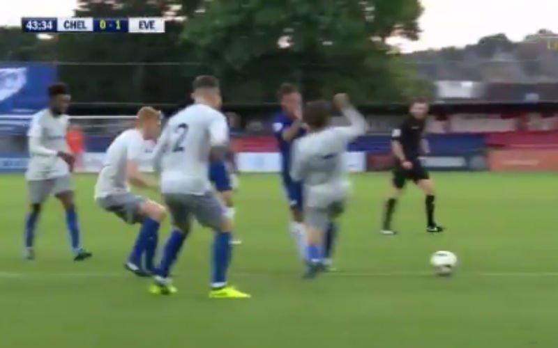 Hazard is terug! Wat een prachtige actie (Video)