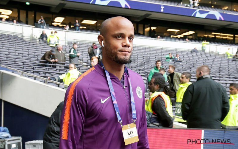 Vincent Kompany verlaat Manchester City: