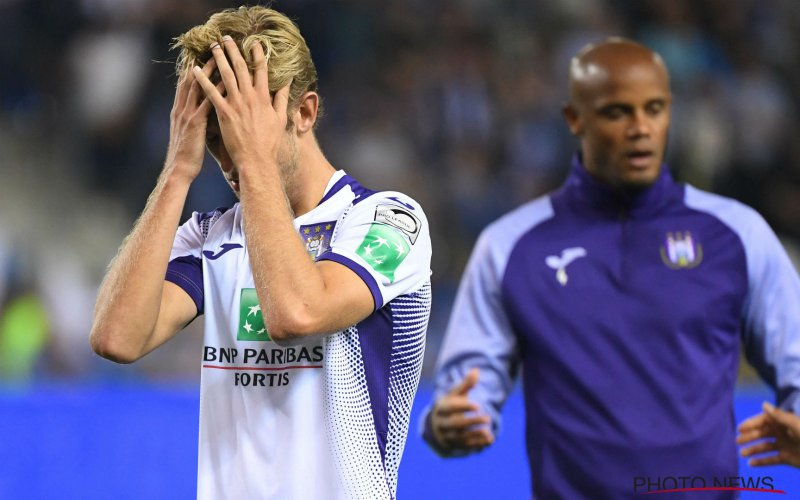 Anderlecht kan verschrikkelijk record breken tegen Standard