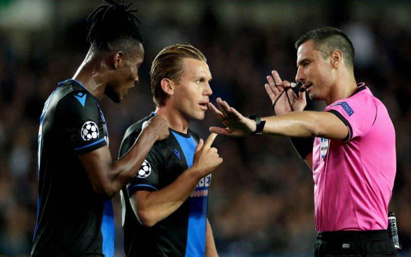 Ruud Vormer krijgt zware schorsing, Club Brugge grijpt meteen in