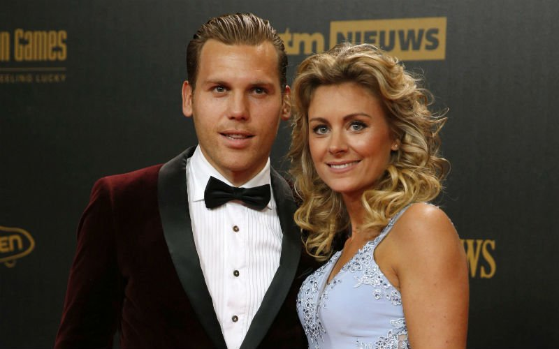 Roos, de vrouw van Ruud Vormer, is spoedarts: