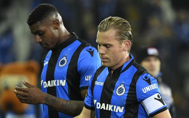 'Vormer wordt er mogelijk uitgegooid bij Club Brugge'