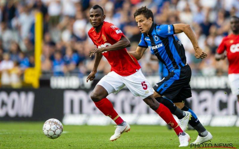 Club Brugge-fans spugen Jelle Vossen uit