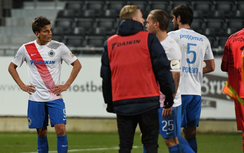 Opvallend: Uitschakeling van Club Brugge gebeurde in 'spooktijd'