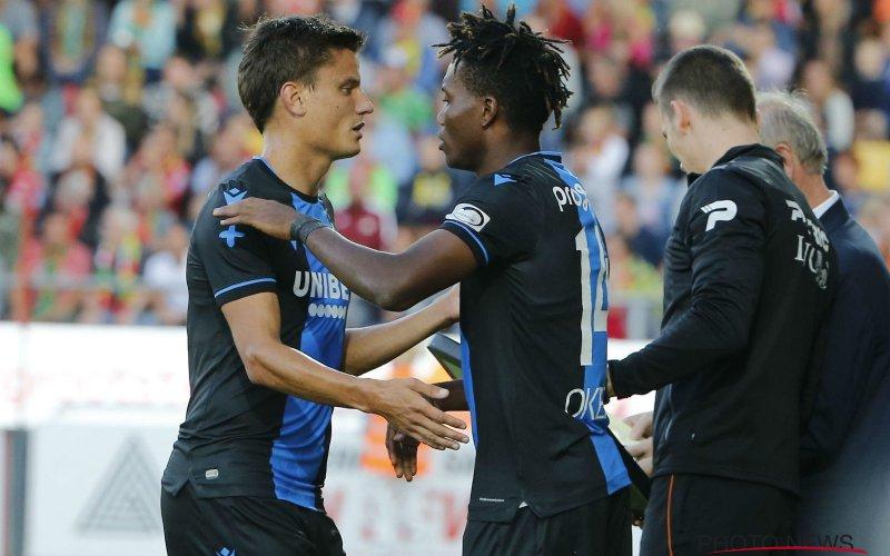 'Jelle Vossen vertrek mogelijk onmiddellijk bij Club Brugge'