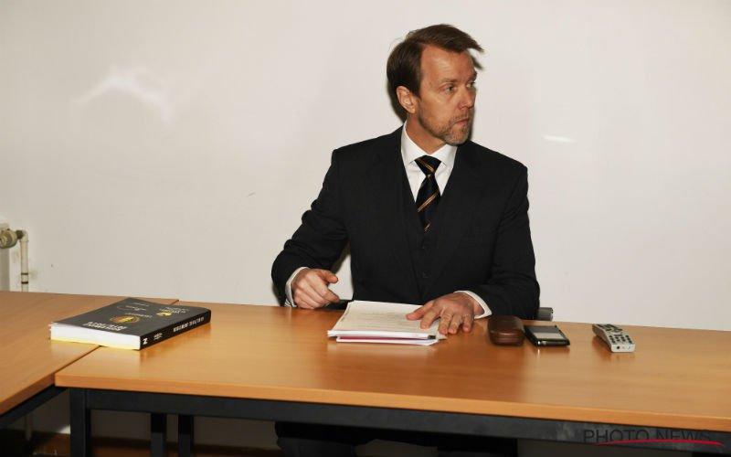 Wagner zorgt meteen voor commotie op eerste zitting van matchfixing-dossier