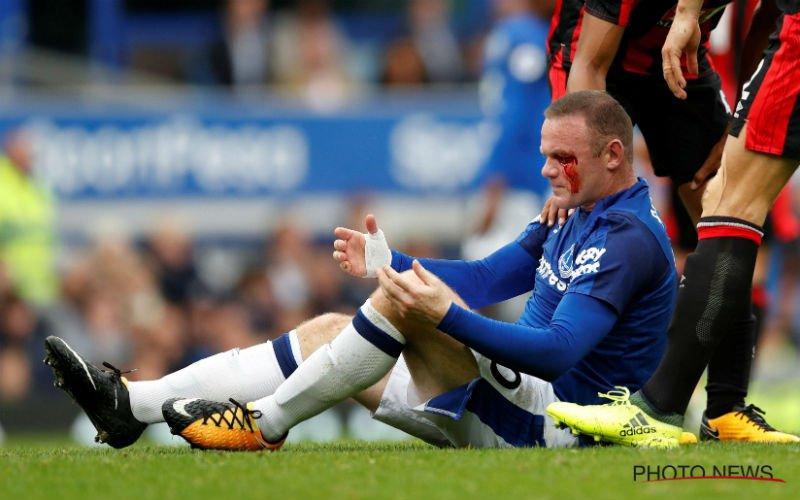Rooney betrokken bij schokkend incident
