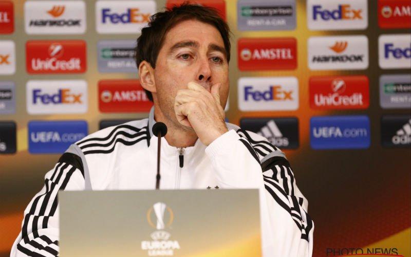 Weiler reageert op zware Europa League-loting tegen Zenit