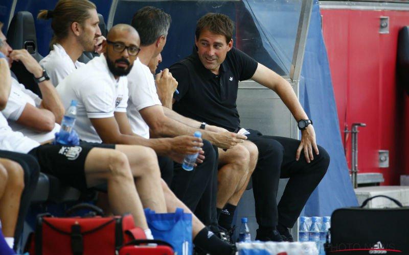 Weiler beslist: Dit wordt de eerste doelman bij Anderlecht