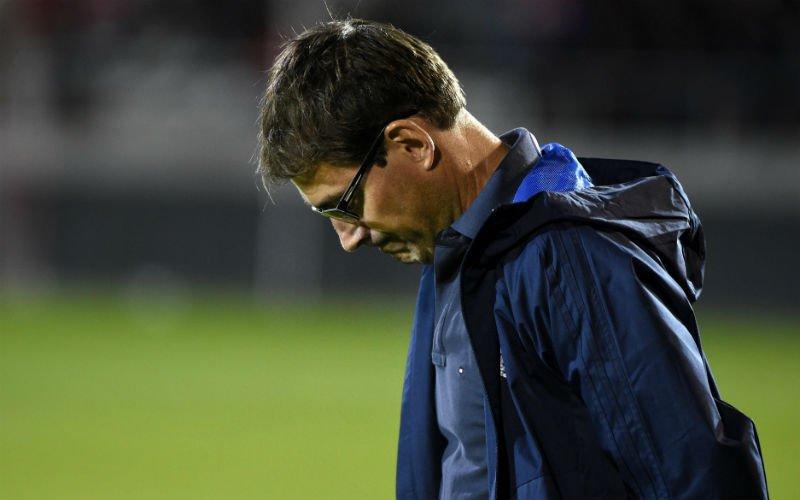 Groot verlies: Anderlecht-speler trekt naar Sampdoria