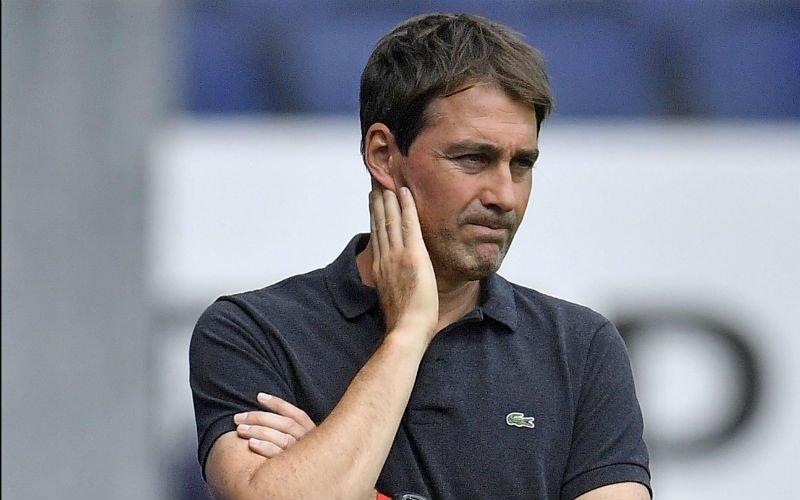 'Dan speelt Anderlecht op Bayern München zonder keeper'
