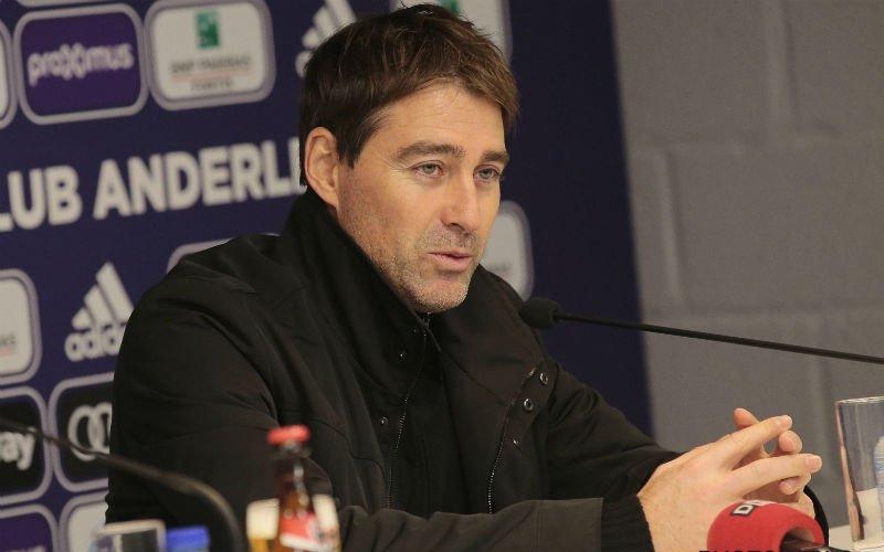 Anderlecht-fans kijken met hele grote ogen naar contractverlenging van Weiler
