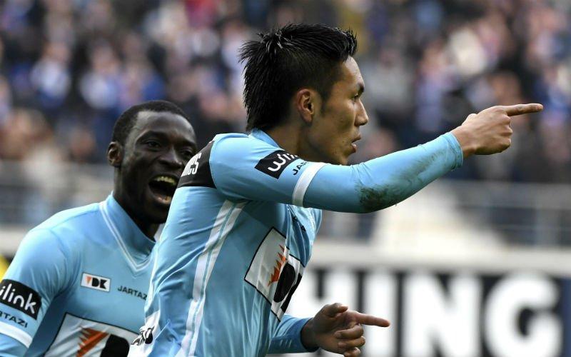 AA Gent grijpt de macht tegen Club Brugge