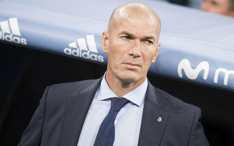 Zidane: 'Enorme flater van Real op transfermarkt'