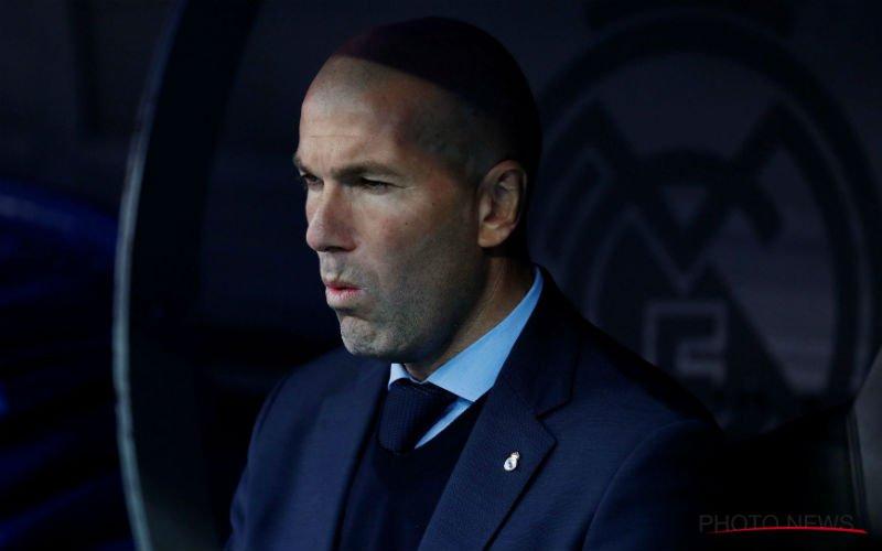 'Real ontslaat Zidane, Joachim Löw is opvolger'