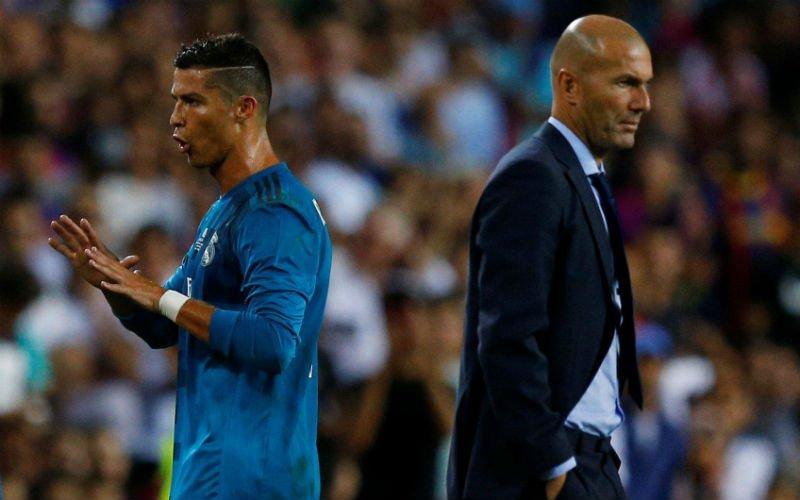Zidane kan het niet geloven:
