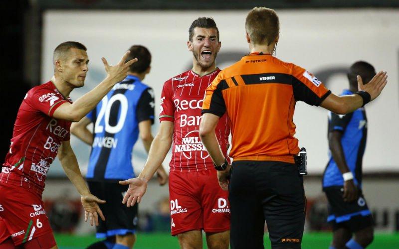 Zulte Waregem speelt donderdag in...het Jan Breydelstadion