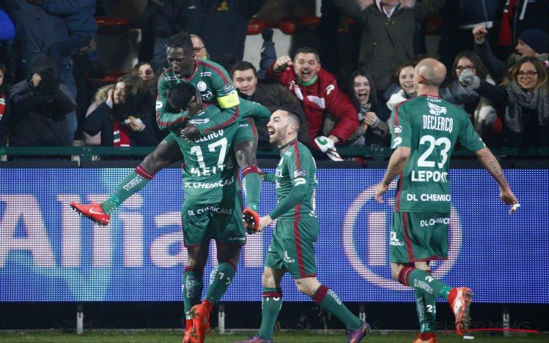 'Zulte Waregem bereikt akkoord over transfer van goalgetter'